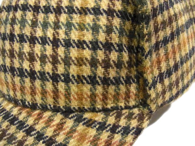【Denton Hats(デントンハット)】 Sherlock Hat(イギリス製)