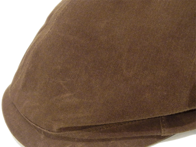 【KNOWLEDGE(ナレッジ)】 Oild Cloth Six Hunting(日本製) カラー:ブラウン