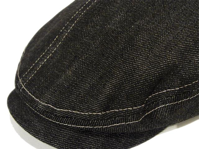 【KNOWLEDGE(ナレッジ)】 Denim Fred Hunting(日本製) カラー:ブラック