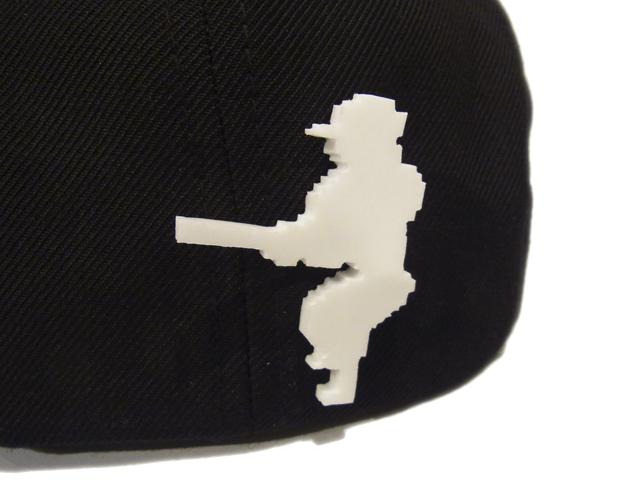 【KNOWLEDGE(ナレッジ)オリジナル】 KNOWLEDGE×「燃えろ!!プロ野球」Collaboration Baseball Cap(日本製)