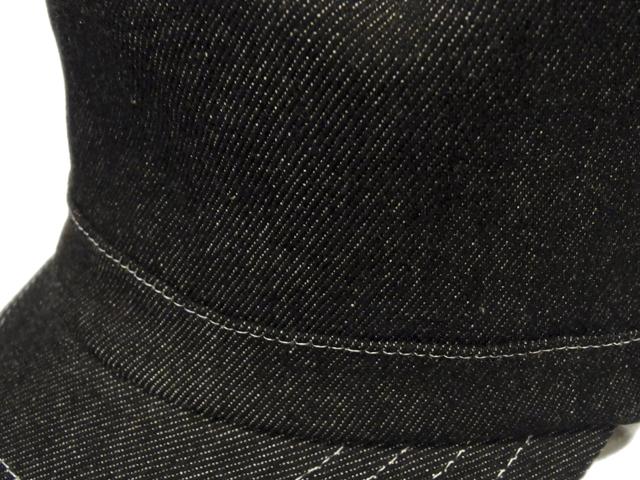 【KNOWLEDGE(ナレッジ)オリジナル】 Classical Denim Work(日本製) カラー:ブラック