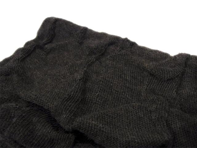 【KNOWLEDGE(ナレッジ)オリジナル】 Linen Headband(日本製) カラー:ブラック