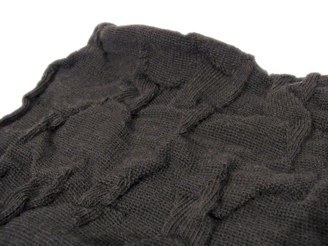 【KNOWLEDGE(ナレッジ)オリジナル】 Linen Headband(日本製) カラー:グレイ